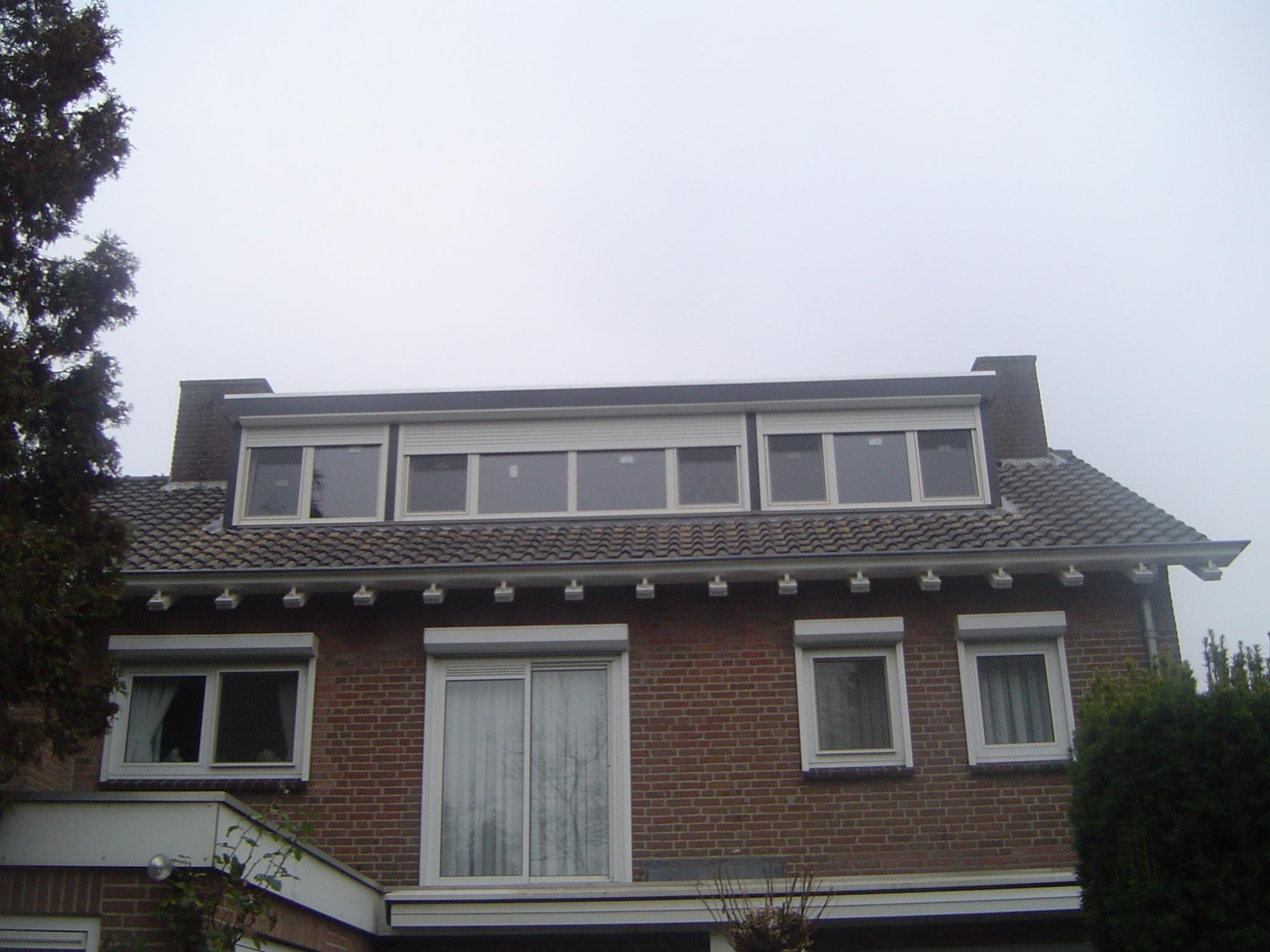 Van Grinsven Dakkapellen - XL dakkapel een extra groet dakkapel van ...