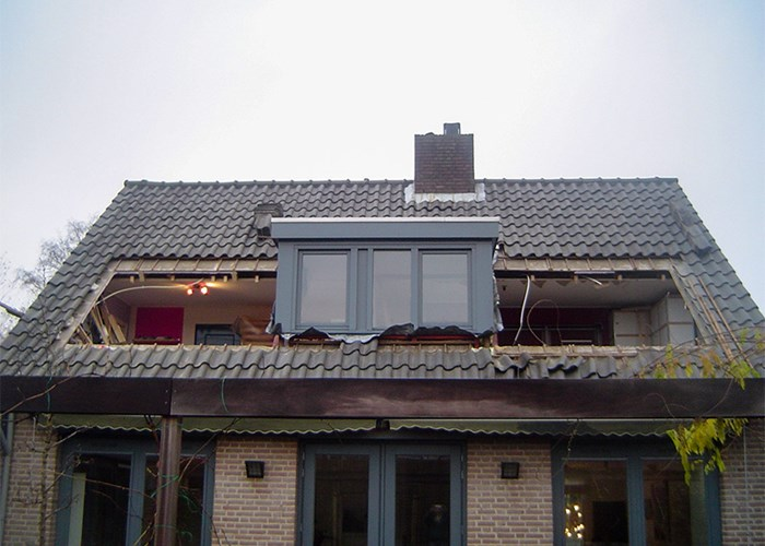 Favoriete Van Grinsven Dakkapellen - Dakkapel #SR03