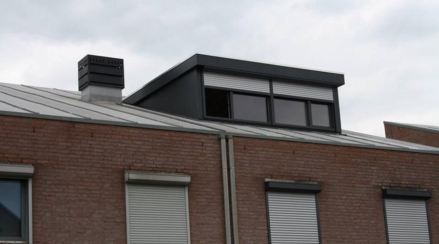 New Van Grinsven Dakkapellen - Een dak zonder pannen en toch een dakkapel @IT78